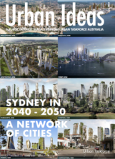 Cover Urban Ideas - Sydney in 2040- 2050